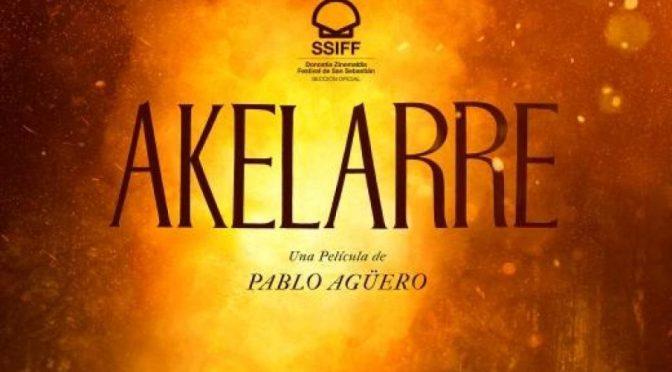 Crítica de Akelarre de Pablo Agüero (Netflix)