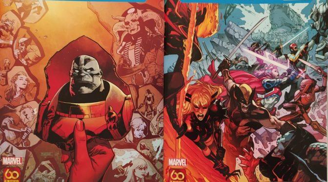 X de Espadas. Reseña de los comics de Marzo (2ª parte – Patrulla X y Excalibur)