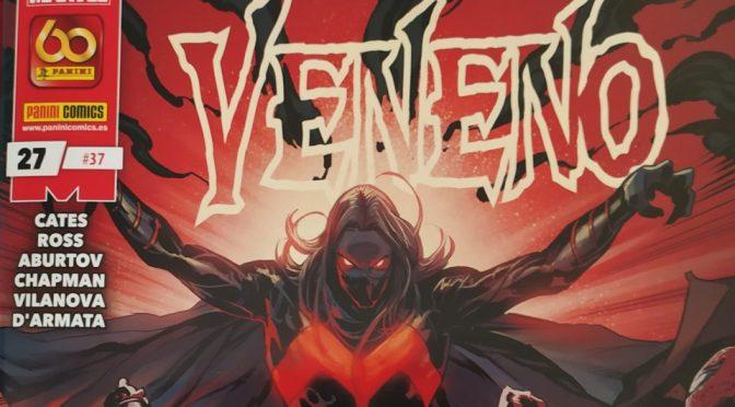 Crítica de Veneno 27 (Marvel Comics – Panini)
