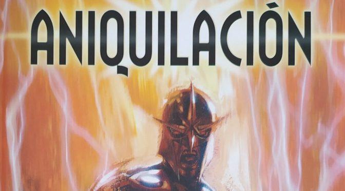 Crítica de Aniquilación Saga 2: Nova – Estela Plateada (Marvel Comics – Panini)