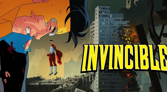 Crítica de Invincible temporada 1 de Robert Kirkman (Prime Video)