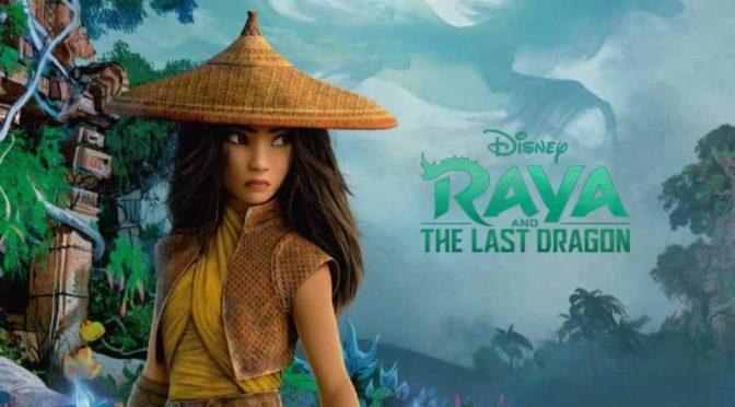 Crítica de Raya y el último dragón (Disney)