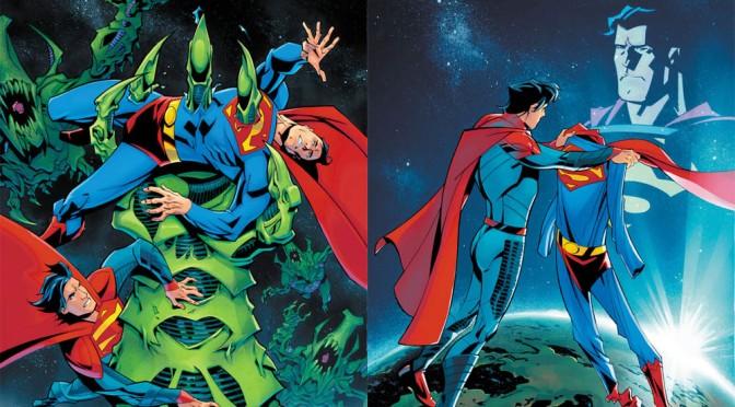 Crítica de Superman 29 y Action Comics 1029 de  Phillip Kennedy Johnson y Phil Hester (DC Comics)