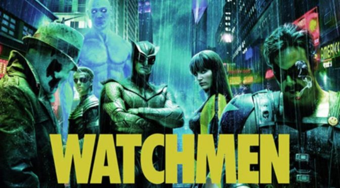 Crítica de Watchmen de Zack Snyder