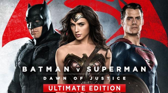 Crítica de Batman v. Superman: El amanecer de la Justicia Ultimate Edition de Zack Snyder