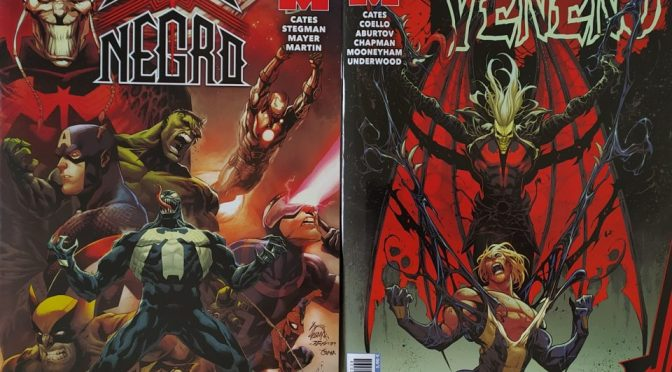Crítica de Rey de Negro 1 y Veneno 28 (Marvel Comics – Panini)