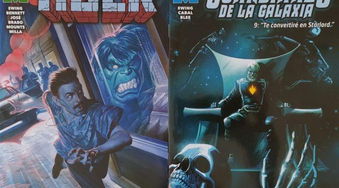 Crítica de El Inmortal Hulk 29 y Guardianes de la Galaxia 9 (Marvel Comics – Panini)