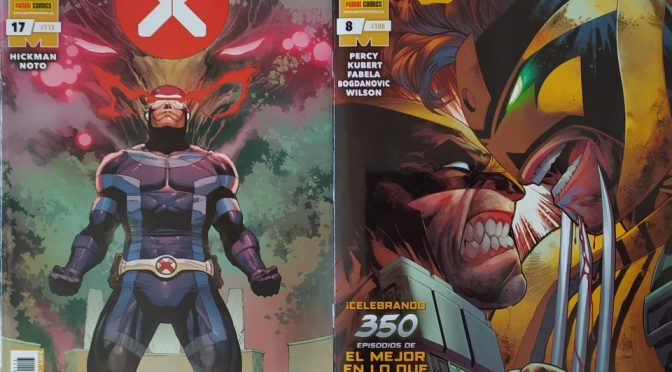 Crítica de Patrulla X 17 y Lobezno 8 (Marvel Comics – Panini)