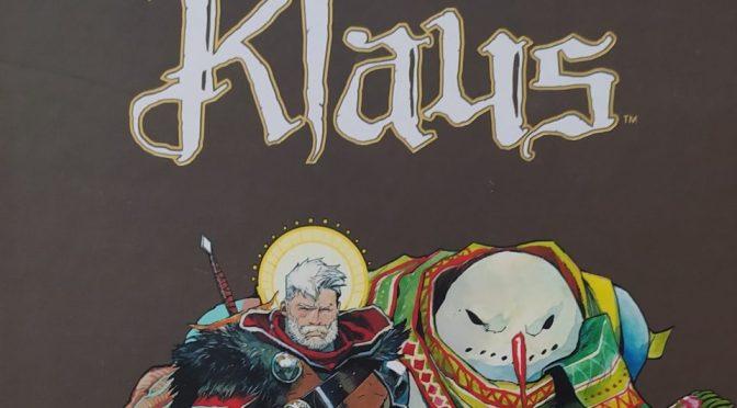 Crítica de Klaus: The Life and Times of Santa Claus vol. 3 de Grant Morrison y Dan Mora (Boom Studios)