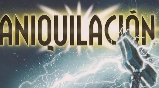 Crítica de Aniquilación Saga 3: Superskrull – Ronan (Marvel Comics – Panini)