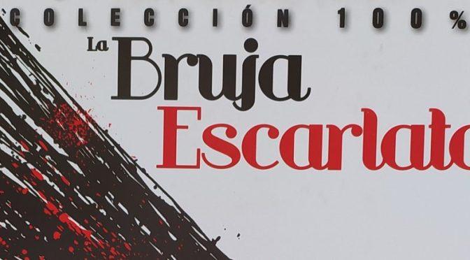 Crítica de Bruja Escarlata vol. 2 Mundo de Brujería (Marvel Comics – Panini)