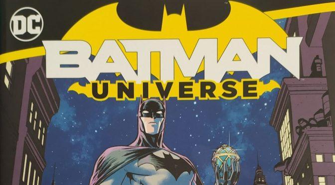 Crítica de Universo Batman de Brian Michael Bendis y Nick Derington (DC Comics – ECC Ediciones)