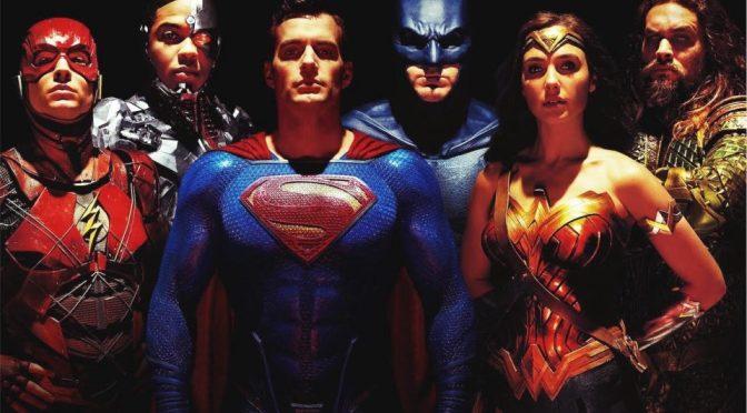 Crítica de Justice League (2017) de Zack Snyder y Joss Whedon