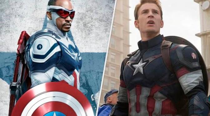 ¿Qué simboliza el Capitán América del MCU?