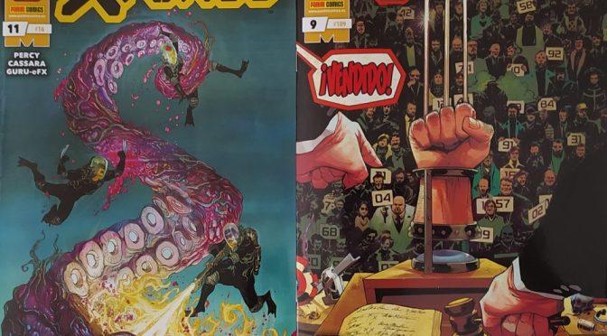 Crítica de X-Force 11 y Lobezno 9 (Marvel Comics – Panini)