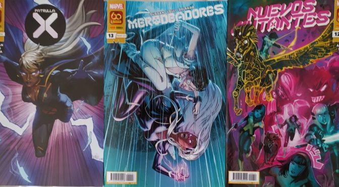 Crítica de Patrulla X 18, Merodeadores 13 y Nuevos Mutantes 12 (Marvel Comics – Panini)