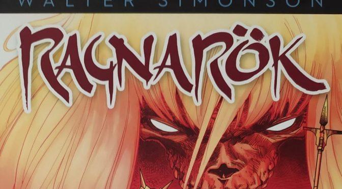 Crítica de Ragnarök volumen 3 de Walter Simonon (IDW – Panini)