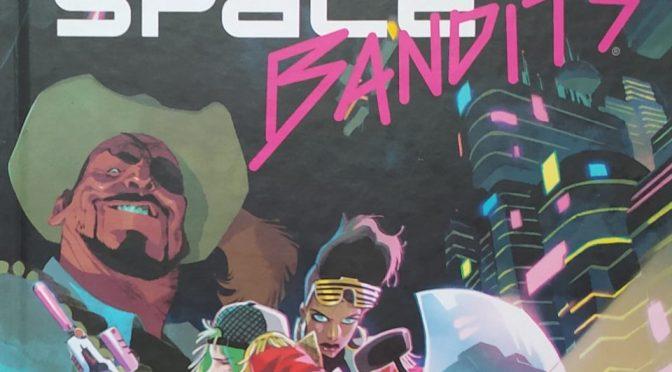 Crítica de Space Bandits de Mark Millar y Matteo Scalera (Evolution Comics – Panini)
