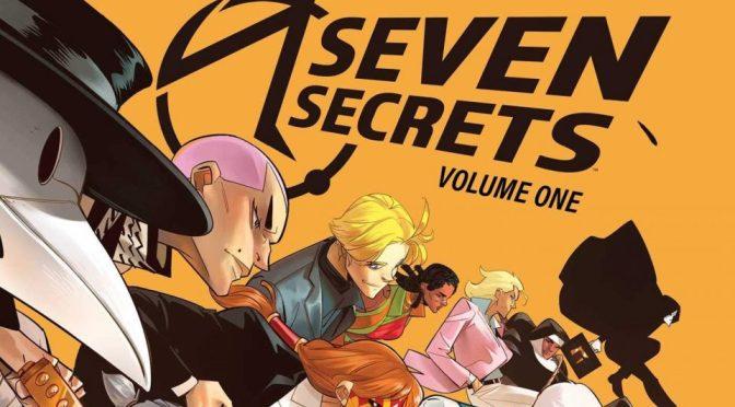 Crítica de Seven Secrets Vol. 1 de Tom Taylor, Daniele Di Nicuolo y Walter Baiamonte (Boom Studios)