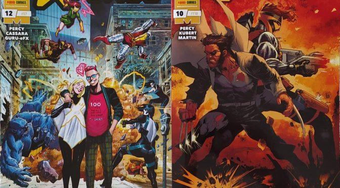 Crítica de X-Force 12 y Lobezno 10 de Benjamin Percy, Joshua Cassara y Adam Kubert (Marvel Comics – Panini)
