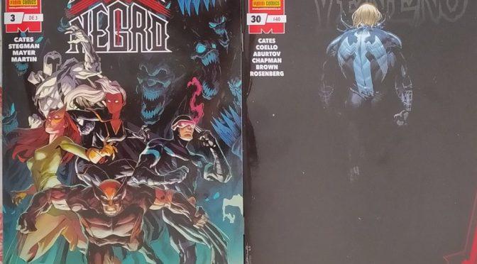 Crítica de Rey de Negro 3 y Veneno 30, de Donny Cates, Ryan Stegman e Iban Coello (Marvel Comics – Panini)