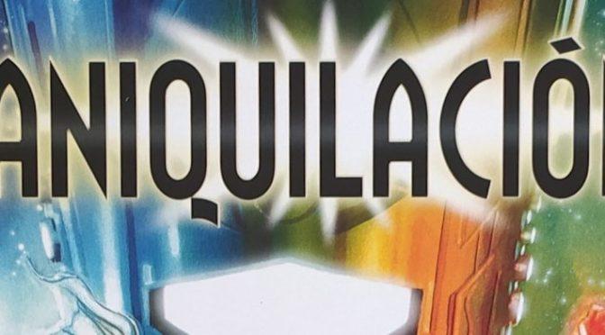 Crítica de Aniquilación Saga 5: Heraldos de Galactus (Marvel Comics – Panini)