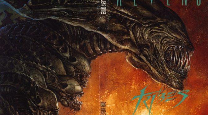 Crítica de Aliens Tribes de Steve Bissette y Dave Dorman (Dark Horse Comics)