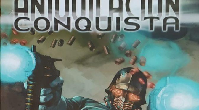 Crítica de Aniquilación Saga 7: Conquista – Starlord + Fantasma (Marvel Comics – Panini)
