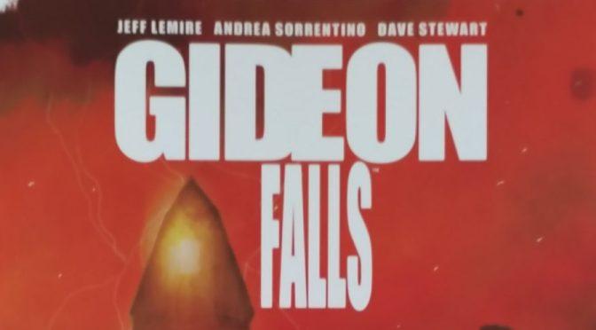 Crítica de Gideon Fall vol. 6: The End, de Jeff Lemire, Andrea Sorrentino y Dave Stewart (Image Comics)