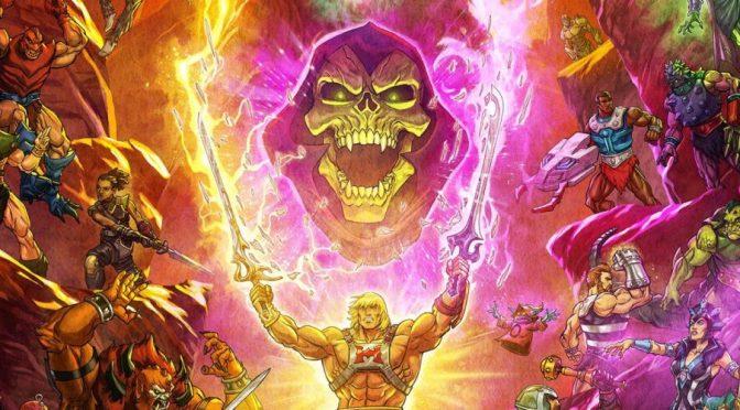 Crítica de Masters del Universo: Revelación Parte 1 (Netflix)