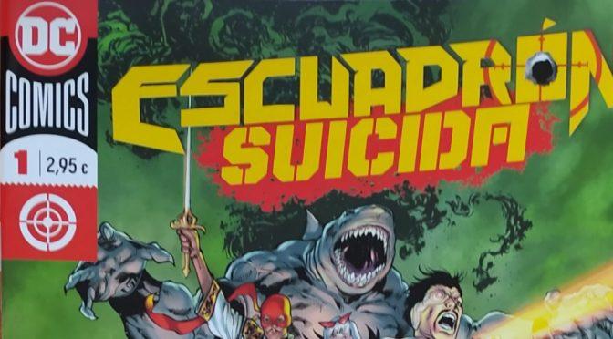 Crítica de Escuadrón Suicida 1-11 de Tom Taylor y Bruno Redondo (DC Comics – ECC Ediciones)