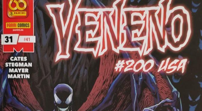 Crítica de Veneno 31 de Donny Cates y Ryan Stegman (Marvel Comics – Panini)