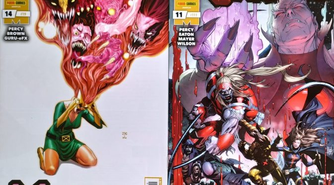 Crítica de X-Force 14 y Lobezno 11 (Marvel Comics – Panini)