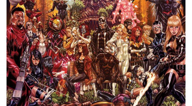 Jonathan Hickman abandona las serie mutantes de Marvel Comics