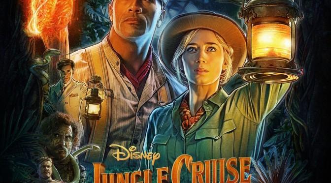 Crítica de Jungle Cruise de Jaume Collet-Serra