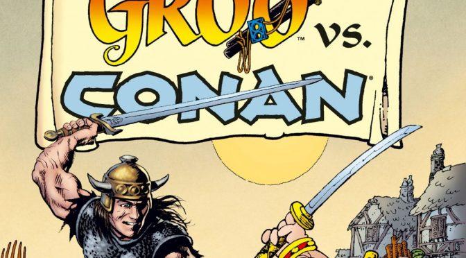 Crítica de Groo vs Conan de Sergio Aragonés (Planeta)