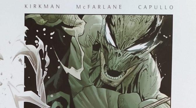 Crítica de Haunt vol. 3 de Robert Kirkman, Todd McFarlane y Greg Capullo (Image Comics – Planeta)