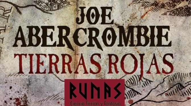 Crítica de Tierras Rojas de Joe Abercrombie