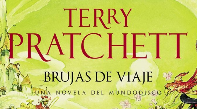 Crítica de Brujas de viaje de Terry Pratchett (Mundodisco 12)